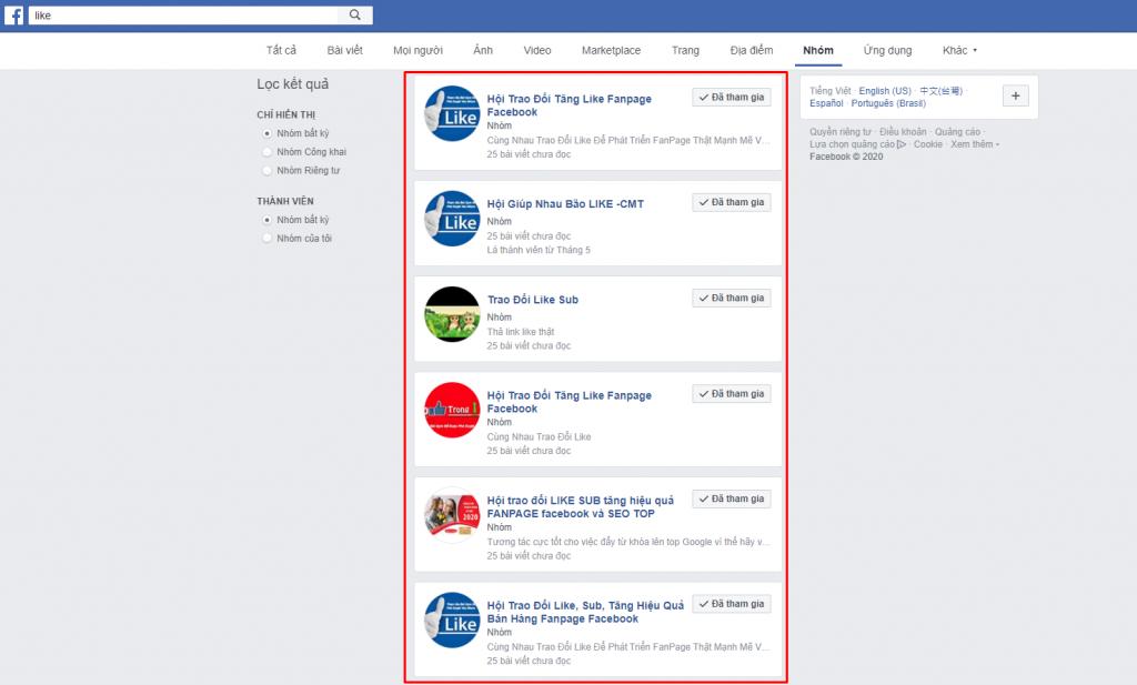 10 Cách Tăng Like Tự Nhiên Miễn Phí Cho Fanpage Facebook Mới Nhất 2020