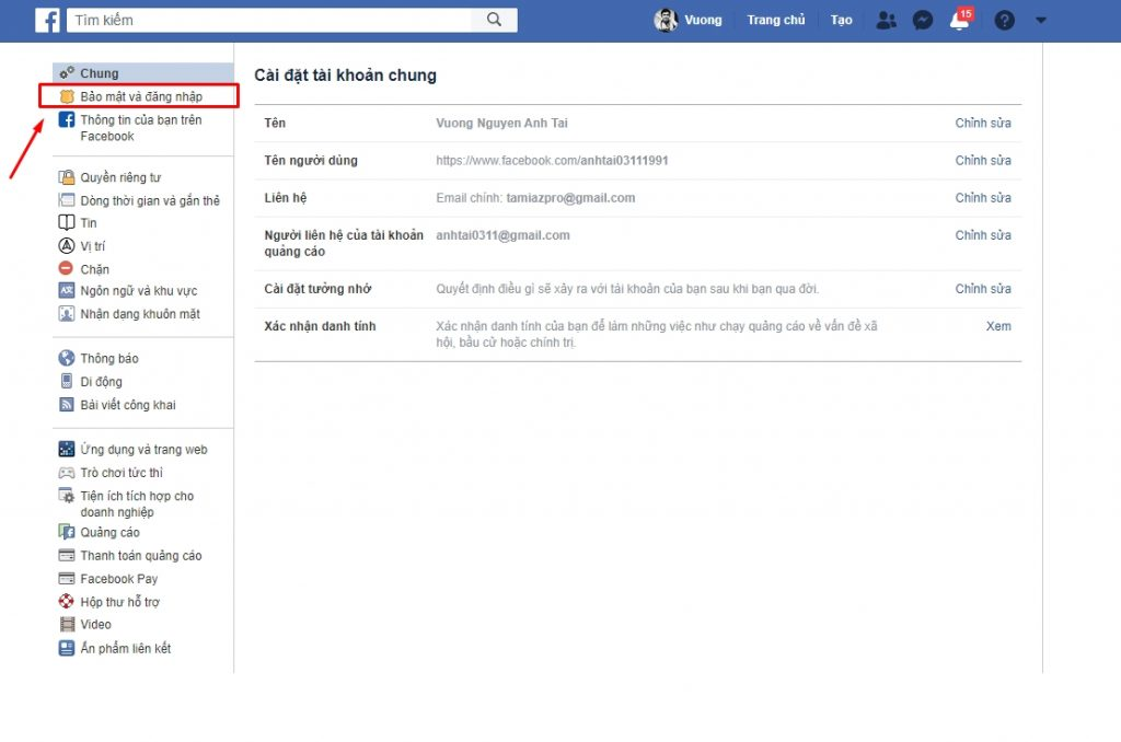 Cách Tối Ưu Hóa Profile Facebook 2020