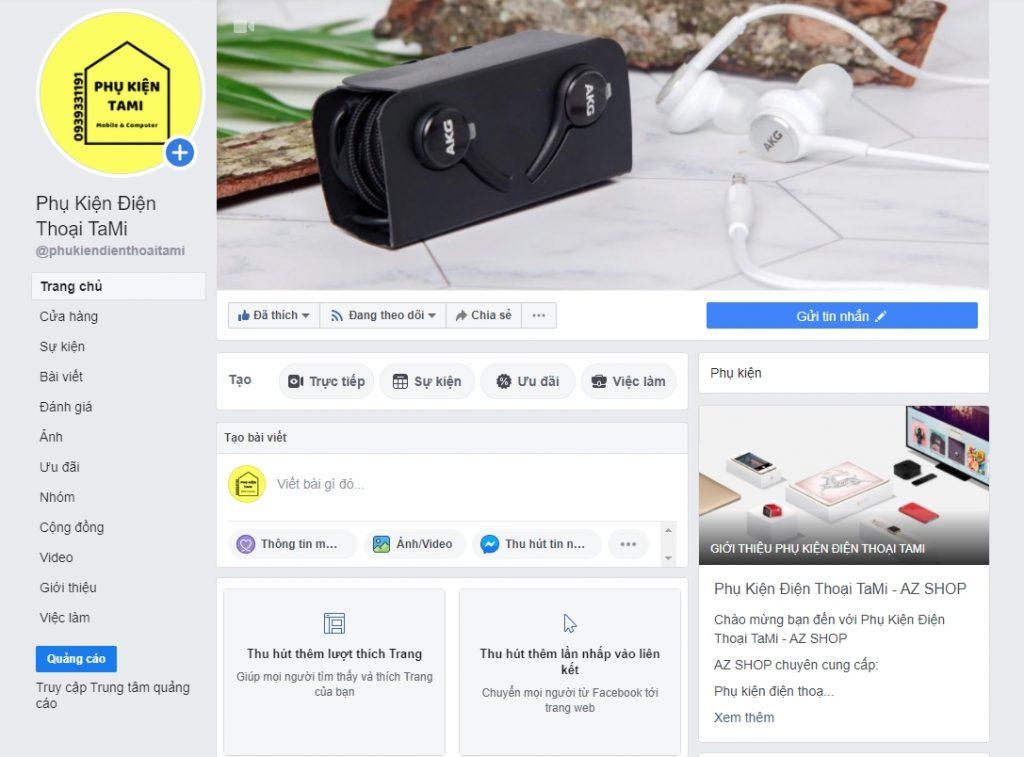 2 Yếu Tố Cần Phải Có Nếu Muốn Bán Hàng Trên Fanpage Facebook