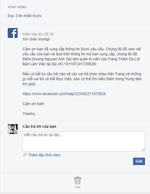 Review - Hướng Dẫn Chi Tiết Lấy Lại Quyền Admin Fanpage Facebook 2020