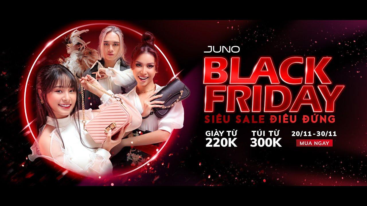 Vlog Bí Mật Marketing – Black Friday Của Juno - Doanh Thu Đạt 6,6 Tỷ Trong Một Ngày