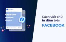 Vlog Thủ Thuật Bán Hàng - 3 Mẹo Khiến Content Bán Hàng Trên Facebook Lôi Cuốn Hơn Nhờ Chữ In Đậm